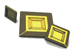 Leadless Chip Carrier